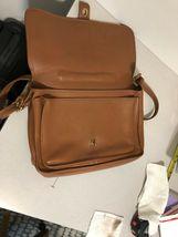 Vintage COACH L6C- 5180 Metropolitan Leather Messenger Attache Tan image 9