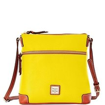 Dooney & Bourke Pebble Crossbody Sunset