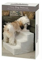 Etna Products Pet Stairs 3 Steps Stairs Small Dog Cat Steps Pet Ramp Lad... - $24.99