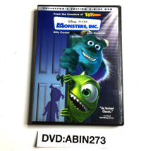 Monsters, Inc Collector's Edition 2-Disc DVD - $1,417.68