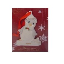 Lenox 2008 Merrily Yours PENGUIN Christmas Ornament  NEW - $5.99