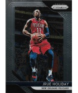 Jrue Holiday Prizm 18-19 #137 New Orleans Pelicans Philadelphia 76ers - $0.15