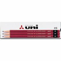 UK2B Mitsubishi pencil Uni 2B 12pieces - $11.74