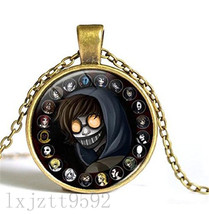<< UNDERTALE CABOCHON NECKLACE >>  WE COMBINE SHIPPING   (11701)  - $4.70