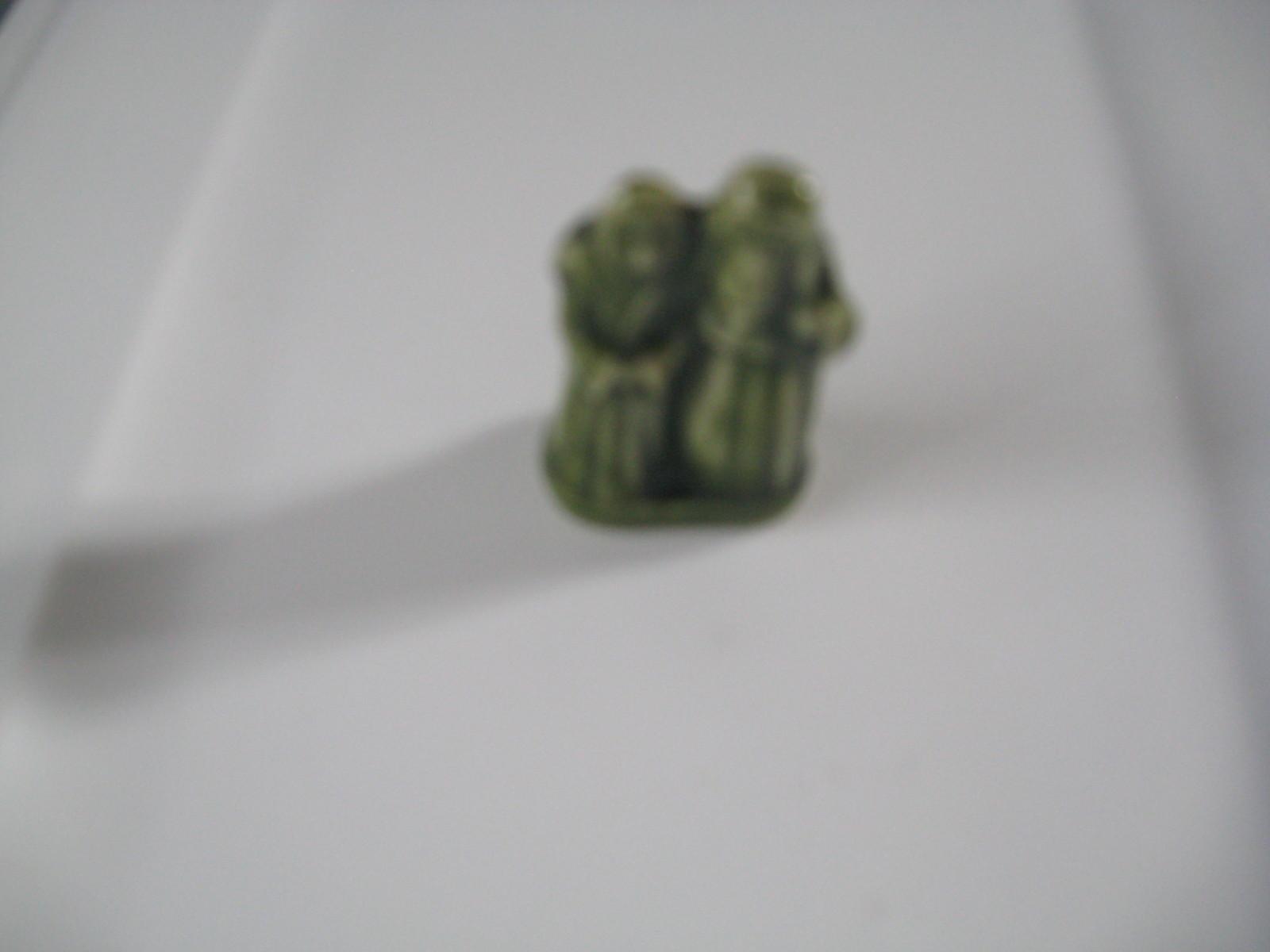 Noahs Ark Series Noah & wife Wade England Rose Tea animals RARE figure England