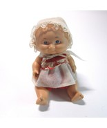 """Vintage Mini Playmates Cabbage Patch Doll No 9055 - Jointed 5.5"""" - Hong ... - $11.99"""
