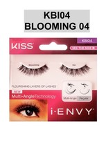I ENVY BY KISS EYELASHES BLOOMING 04 # KBI04 MULTI ANGLE TECHNOLOGY - $3.95