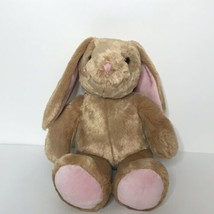 "Build A Bear Workshop Bunny Rabbit Plush Stuffed Animal 14"" Tall 2016 - $27.60"