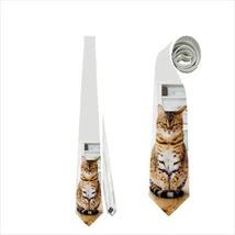 necktie tabby  cat tie - $22.00