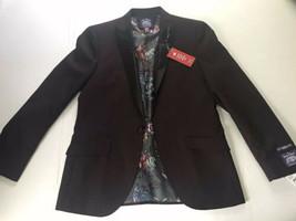 Savile Row Blazer Mens 38R Floral Design Style  - $65.45