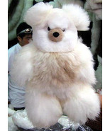 Teddy bear, made of Surialpaca fur, 100 cm/ 39 Inches  - $165.00
