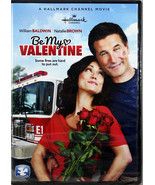 Be My Valentine DVD Hallmark Channel Movie Family William Baldwin Natalie Brown - $10.14