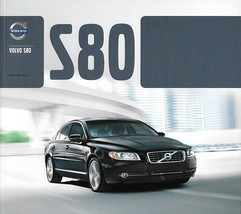 2013 Volvo S80 brochure catalog 13 US 3.2 T6 AWD Premier Plus Platinum - $10.00