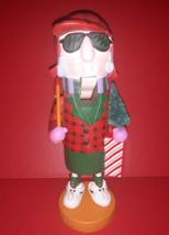 "Hallmark Shoebox Greetings Maxine Nutcracker Chop Till You Drop 1997 11""... - $14.84"