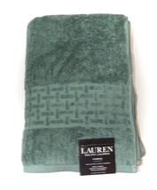 New Ralph Lauren Pierce Bath Towel Water Green 30 x 56 in - $19.55
