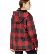 Rocawear Women's Black & Red Plaid Hooded Jacket Sz XL -NEW WITH TAGS- STORE image 2