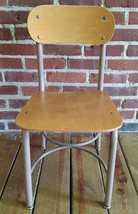 Vintage NORCOR Eames Child's Desk Chair Student School Mid Century Modern - $128.65