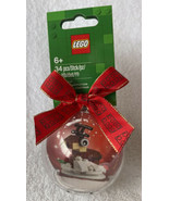 Lego 2020 Christmas REINDEER Bauble Ball Ornament 854038 New 34pcs Sold Out - $19.99