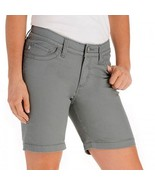 Lee Cheyenne Slender Secret Gray Lace Twill Shorts Sizes 6M, 14M - $17.99