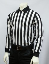 Smitty | FBS-113 | Heavy Fabric Referee Officials Long Sleeve Football Lacrosse - $47.99