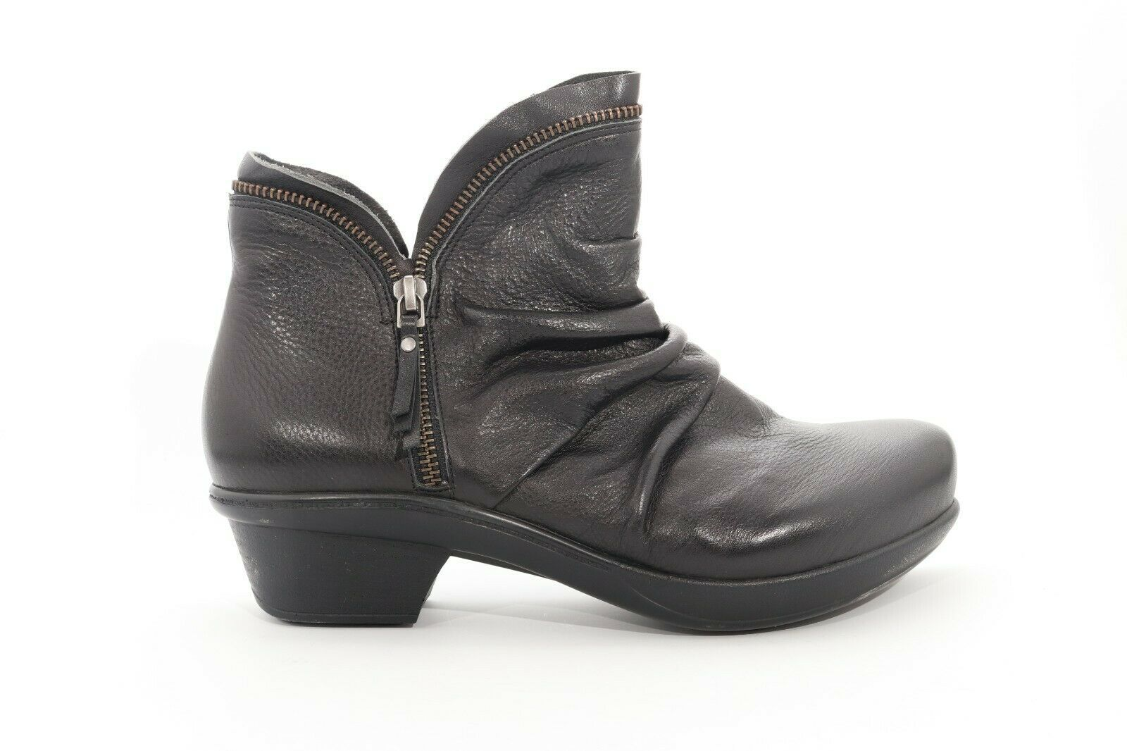 Abeo Calla  Booties  Black  Slip Resistant  Size US 8 = 5347 - $120.00