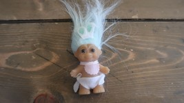 Vintage Baby Troll Easter Bunny Ears - $17.82