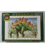 Stegosaurus Glow in the Dark Floor Puzzle 48  Large Pieces 1998 Ceaco In... - $28.04
