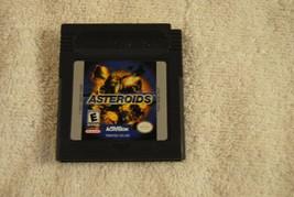Asteroids (Nintendo Game Boy, 1992) Gameboy - $19.99