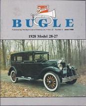 The BUICK Bugle June 1988 Brochure Vol.22 -#2 - $2.25