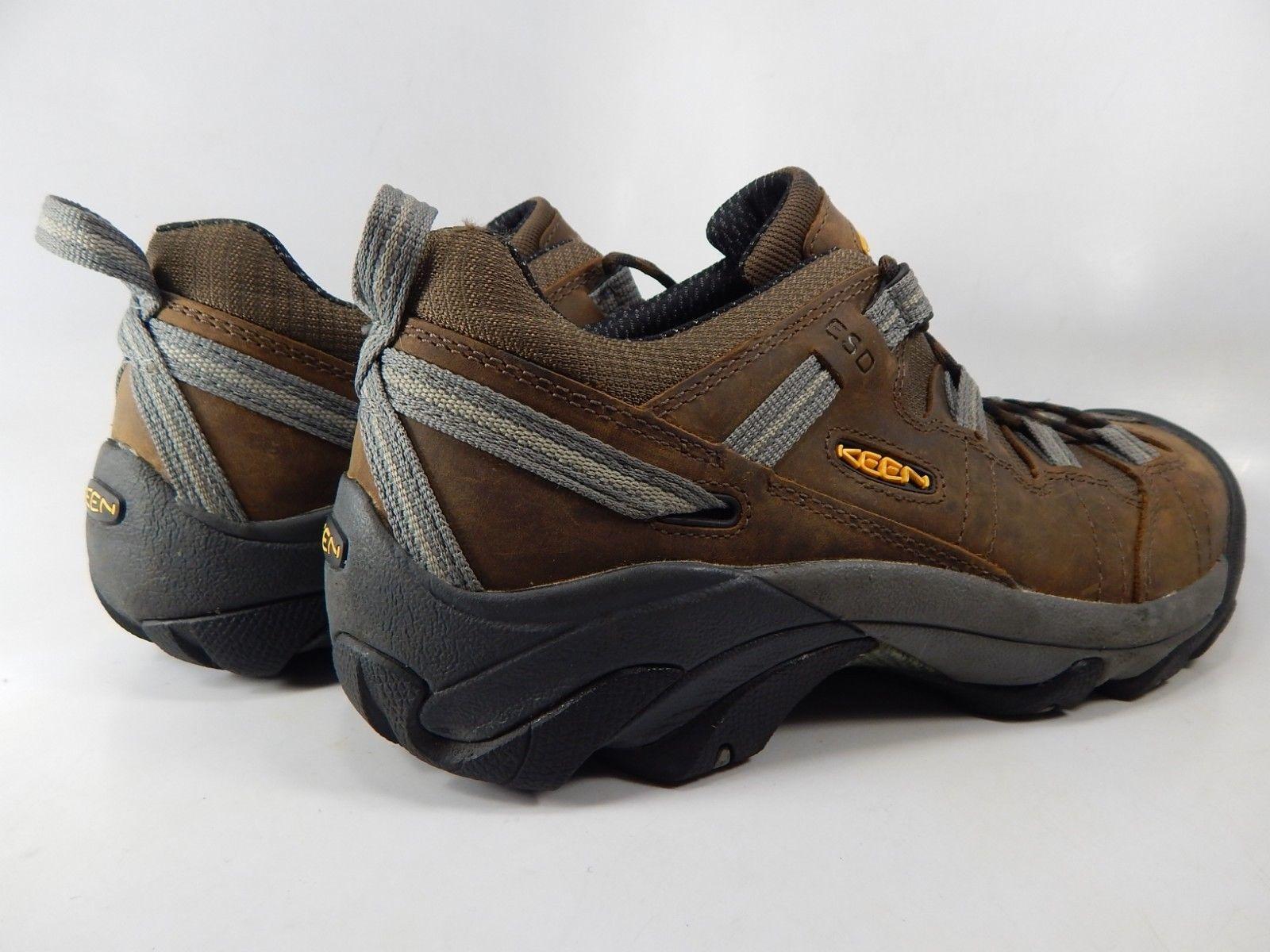 Keen Detroit ESD Low Top Sz 9.5 M (D) EU 42.5 Men's Steel Toe Work Shoes 1007012