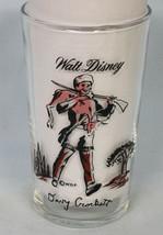 Walt Disney Davy Crockett From Canada Glass #6 - $25.63