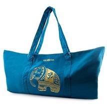 Peace YogaBlue Yoga Mat Carrier Tote Bag with Adjustable Straps - Elep... - $412,46 MXN