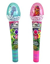 Hatchimals Egg Assorted Light Up Toy Candy Spinner, 0.35 oz Pack of 2