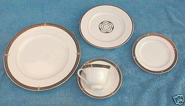WEDGWOOD WHITFIELD DINNER PLATE - $23.75