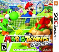 Mario Tennis Open [video game] - $9.07