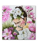 Frida Kahlo Wall Art On Canvas BDFK-8000 - $15.97+