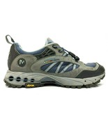 Merrell Cruise Control Lt Grey Periwinkle Trail Running Hiking Shoe Wome... - $31.74