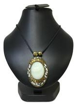 New Necklace Fashion Chain Pendant Choker Charm Oxidized Bollywood Women Jewelry - $10.88