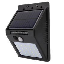 LED Solar-Powered Motion Sensor Security Light - $38.99