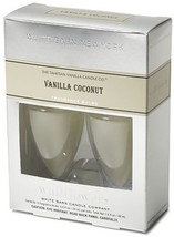 Bath & Body Works Slatkin & Co VANILLA COCONUT Wallflower Refill 2 BULBS - $67.00