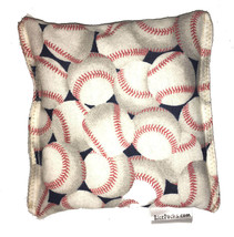 Baseball Rice Pack Hot Cold You Pick A Scent Microwave Heating Pad Reusable - $9.99