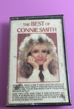 Dominion The Best Of Connie Smith by Connie Smith Cassette 1989 - $30.00