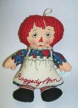 Raggedy Ann Doll by Applause - $21.03