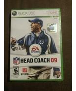 NFL Head Coach 09 (Microsoft Xbox 360, 2008) EA Sports Rated E RARE ESPN... - $44.34