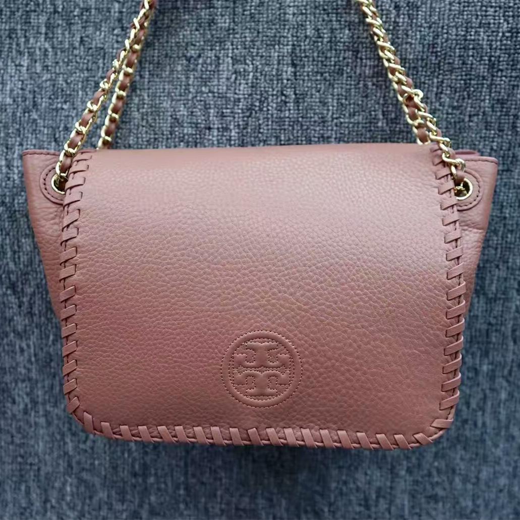 3aea31d067d3 Mmexport1486474792333. Mmexport1486474792333. Previous. NWT Tory Burch  Marion Small Flap Shoulder Bag