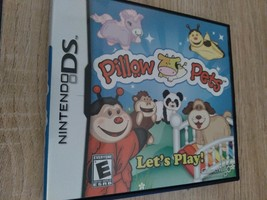 Nintendo DS Pillow Pets: Let's Play image 1