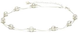 Genuine GINEVA Murano Glass L'Oro Fluttuante Piccolo Sterling Necklace - $139.95+