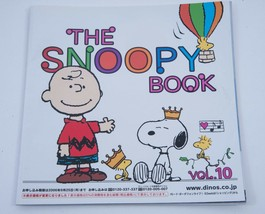 The Snoopy Book Japanese Peanuts Shopper's Selection Catalog Charlie Brown 2006 - $11.88