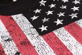 Men's USA American Flag Sleeveless Shirt Summer Beach Patriotic Tank Top image 13
