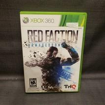 Red Faction: Armageddon (Microsoft Xbox 360, 2011) Video Game - $5.89